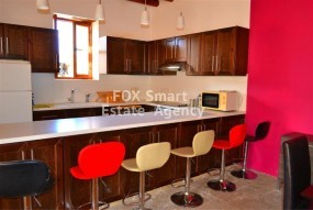 To Rent 1 Bedroom Semi-detached House in Apsiou, Limassol