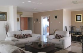 Apartment for Rent (Penthouse) in Mesa Geitonia, Limassol re.....