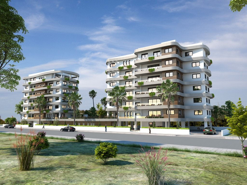 Apartment in Mackenzie Larnaca, CYPRUS