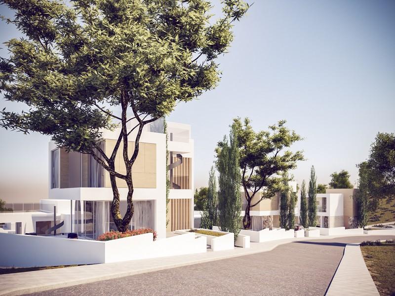 Panorama Villas, Strogilos Phase B, Limassol