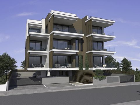 2 Bedroom Modern Apartments Limassol  The ideal option for r.....