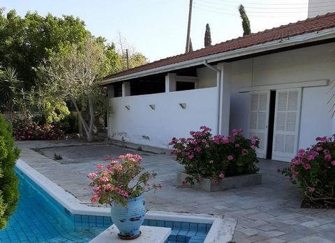 House (Detached) in Ayios Andreas, Nicosia for Sale  A spaci.....