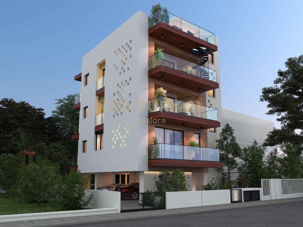 1 bedroom apartment for sale in limassol mesa geitonia 2