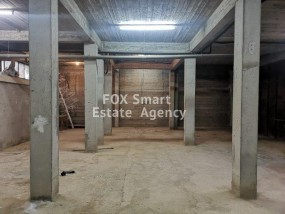 Warehouse / Factory in Agios ioannis , Limassol