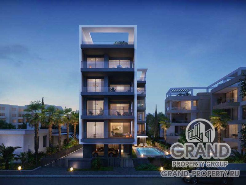 16266 - Limassol, Apartment 140.31 м2 sale Limassol , Pota.....