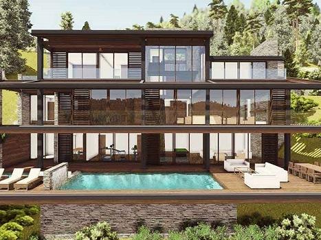 House (Detached) in Kakopetria, Nicosia for Sale  The villa.....