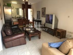 To Rent 1 Bedroom Maisonette House in Mouttagiaka, Limassol