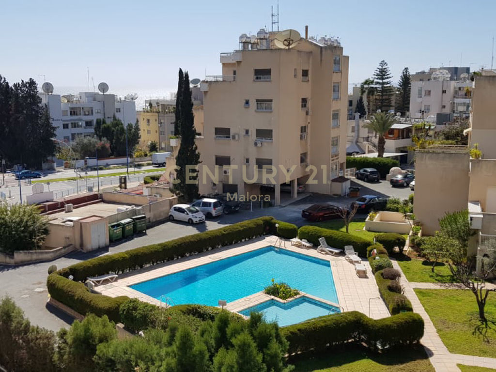 2 bedroom furnished apartment for rent in limassol agios tyc.....