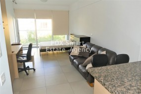 For Rent Furnished Studio Apartment in Engomi, Nicosia