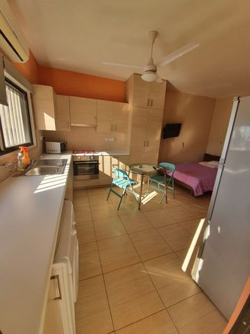 Apartment (Studio) in Strovolos, Nicosia for Rent  Lovely St.....