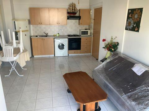 Apartment (Studio) in Pallouriotissa, Nicosia for Rent  A st.....