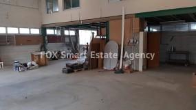 150sq.m Industrial Warehouse/ Factory in Aglantzia, Nicosia
