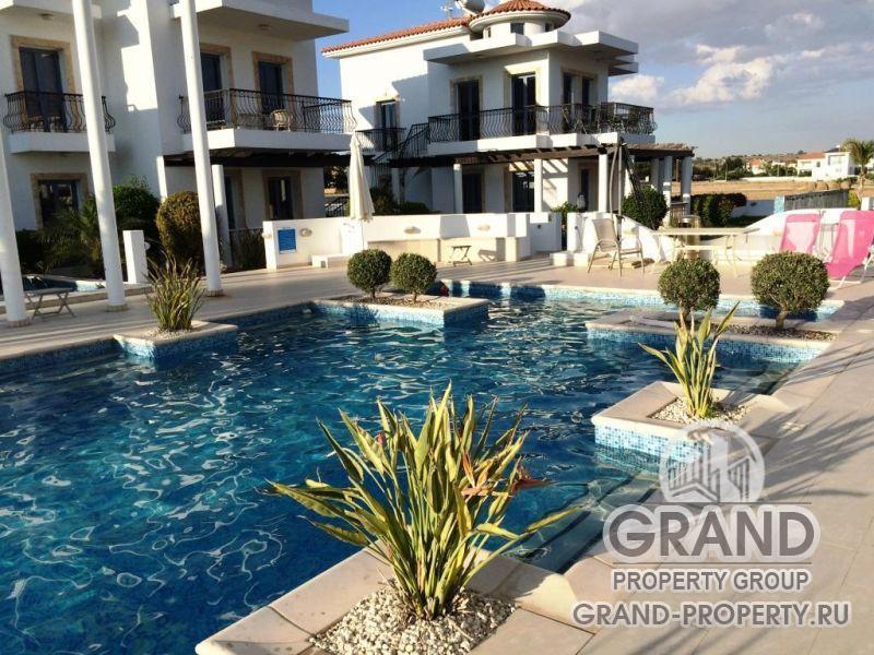 7254 - Larnaca, Villa  м2 short term rent Larnaca , Dhekel.....