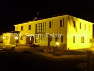 For Sale 5 Bedroom Detached House in Sia, Nicosia sale