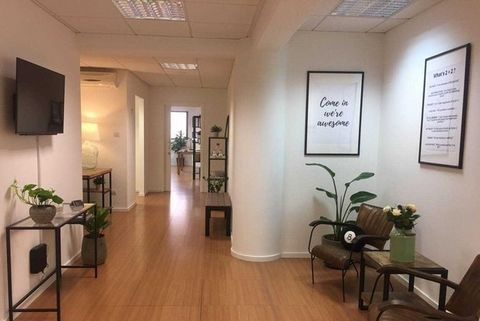 Commercial (Office) in Engomi, Nicosia for Rent  Well organi.....